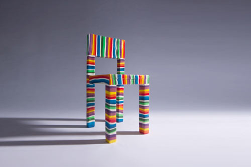 Sugarchair by Pieter Brenner