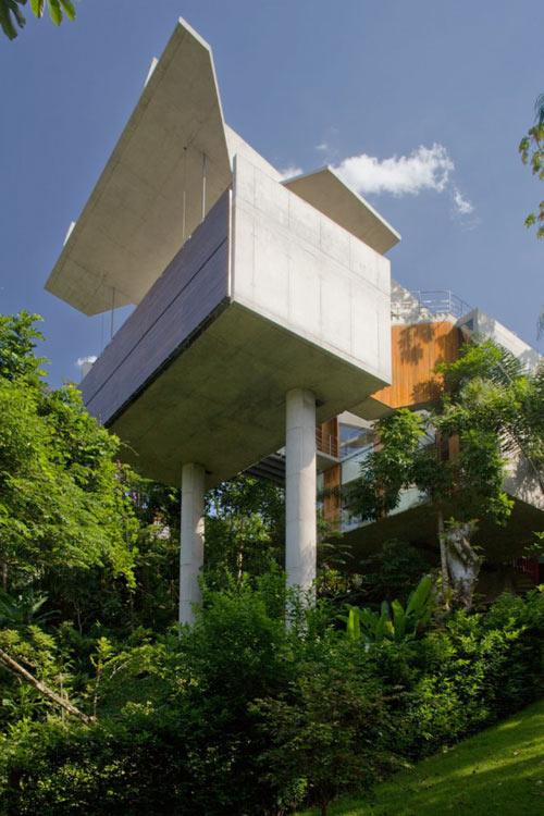 House in Ubatuba by spbr in main architecture  Category