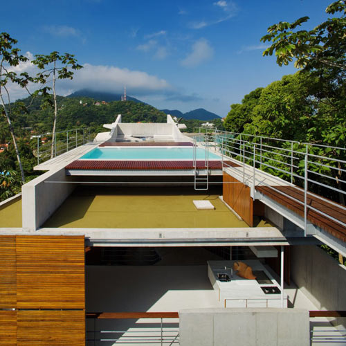 House in Ubatuba by spbr in architecture  Category