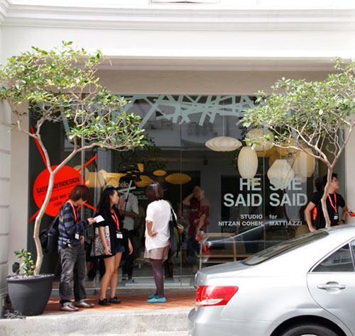 Saturday in Design Singapore