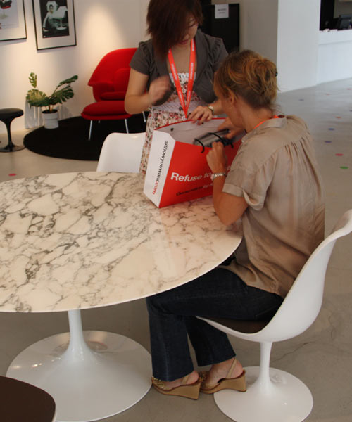 Saturday in Design Singapore in main home furnishings  Category