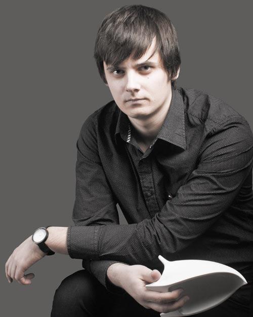 Friday Five with Aleksandr Mukomelov