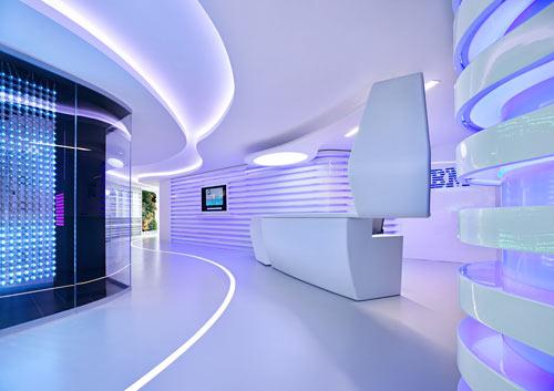 IBM Executive Briefing Center by Iosa Ghini