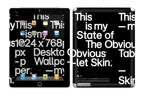 Design Museum x State of the Obvious® Collection in technology style fashion main  Category
