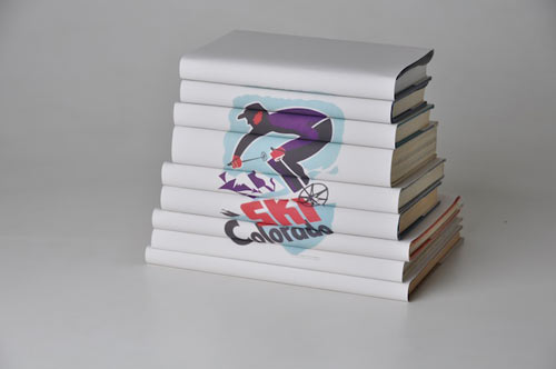 Custom Modern Book Jackets in style fashion main art  Category