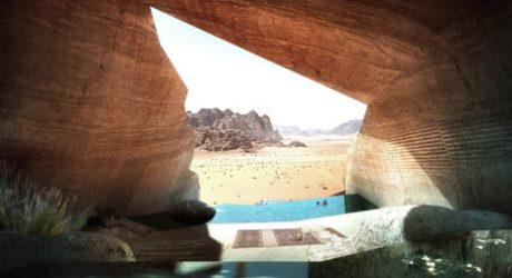 Wadi Rum Resort by Oppenheim Architecture + Design