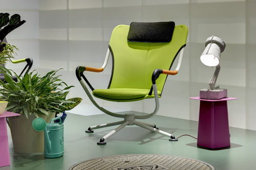 Waver Chair by Konstantin Grcic for Vitra