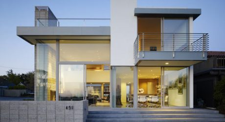 Zeidler House by Ehrlich Architects