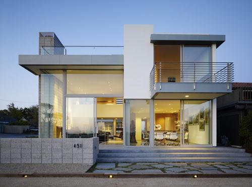 Zeidler House by Ehrlich Architects