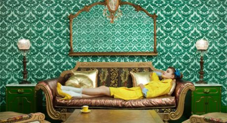 Aaron Ruell Show at Martine Chaisson Gallery