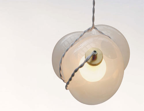 Bundle Lamp by Brooke Woosley