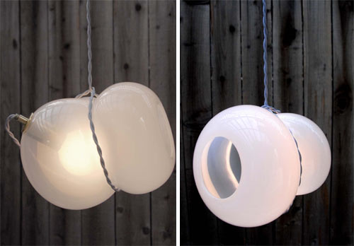 Bundle Lamp by Brooke Woosley