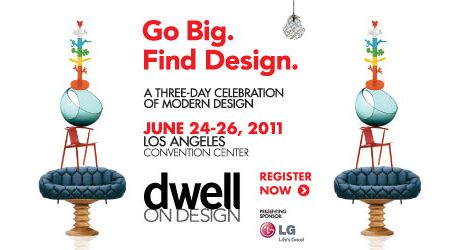 Dwell on Design 2011: Special Deal