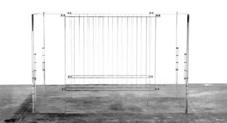 Vetro Crib from Nurseryworks