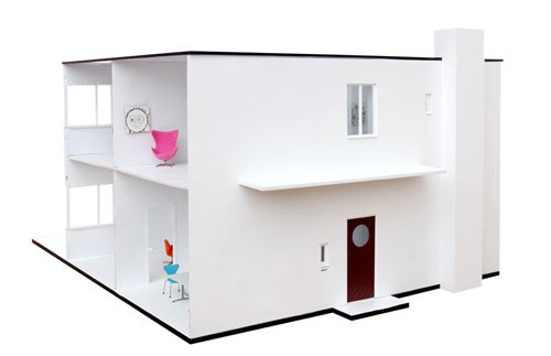 Arne Jacobsen 1:16 House by Minimii