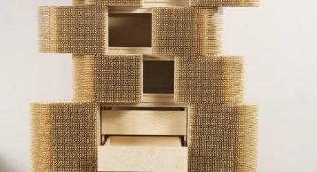 Magistral Cabinet by Sebastian Errazuriz