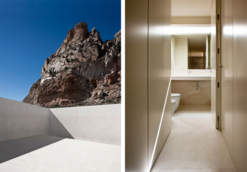 House on the Mountainside by Fran Silvestre Arquitectos in main architecture  Category
