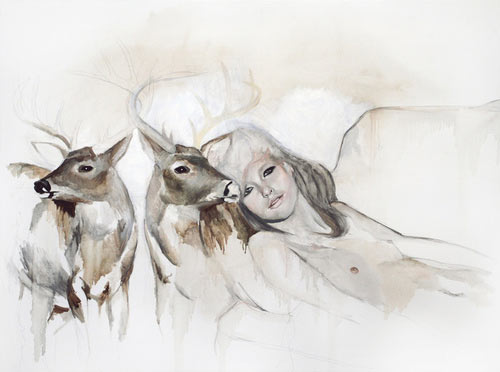 Fresh From The Dairy: Women in main art  Category