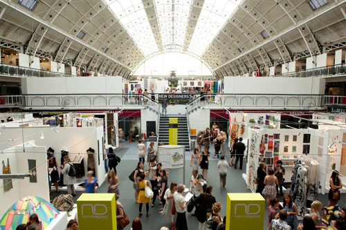 Reminder: New Designers 2011 Starts Soon!
