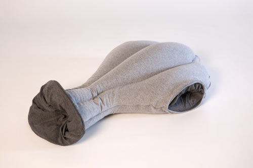 Ostrich Nap Pillow in style fashion main  Category