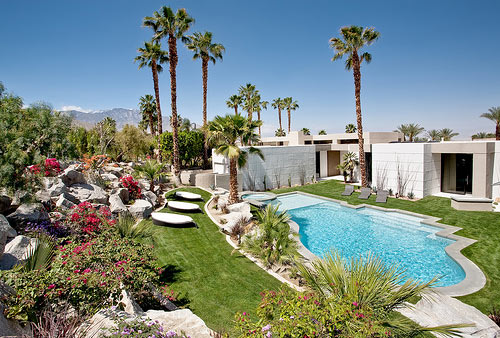 Rancho Mirage Home by Christopher Kennedy