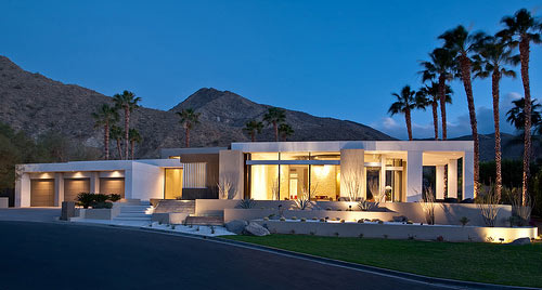 Rancho Mirage Home by Christopher Kennedy in main interior design architecture  Category