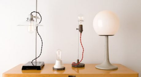 Schoolhouse Electric Table Lamps