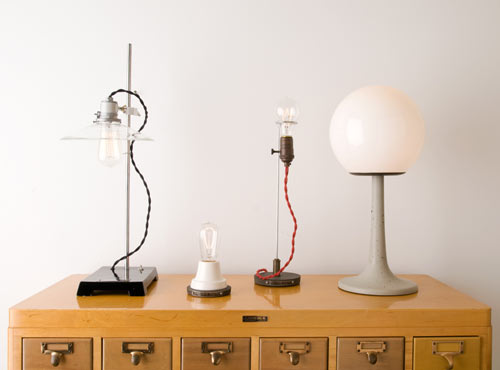Schoolhouse Electric Table Lamps ...
