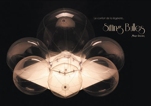 Sitting Bulles in main interior design home furnishings  Category