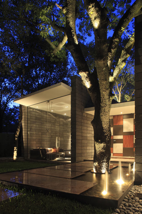 Torres House by GLR Arquitectos in architecture  Category