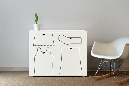 Training Dresser by Peter Bristol in home furnishings  Category