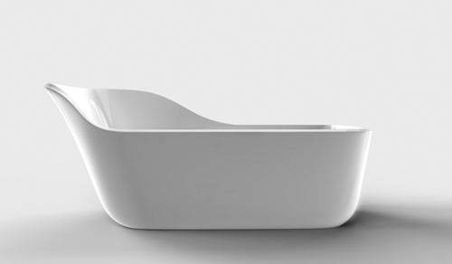 Wanda Bathtub by Something for AntonioLupi