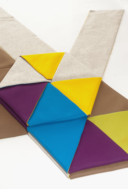 Zip Rug by Mut Design in main home furnishings  Category