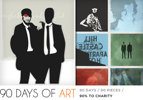 90 Days of Art: A Creative Initiative for Charity