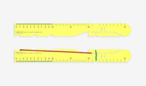 Bandit-rubber-band-ruler
