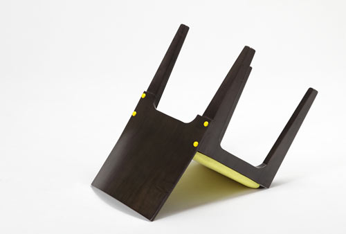 Button Chair by Sanil Choi in main home furnishings  Category