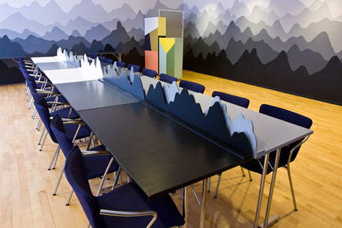 DGI byen Meeting Room by Hvass & Hannibal in main interior design art  Category