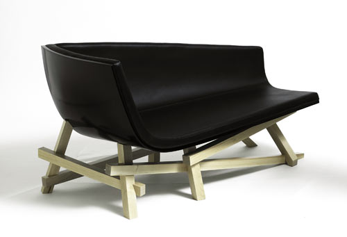 Adna Chaise by David Weeks Studio in home furnishings  Category