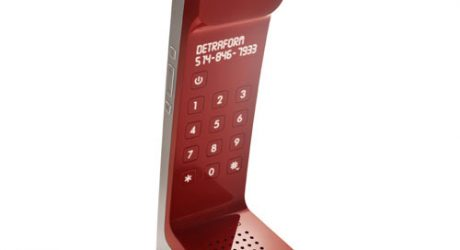 Detraform Model 500 Phone