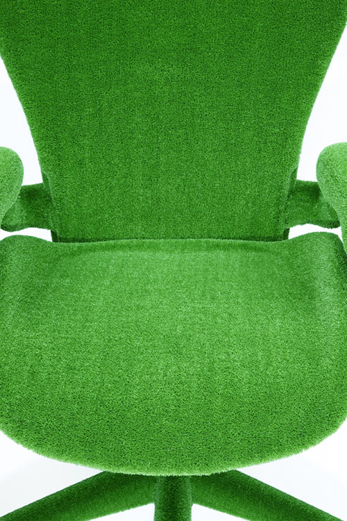 AstroTurf Aeron Chair by Makoto Azuma in main home furnishings  Category