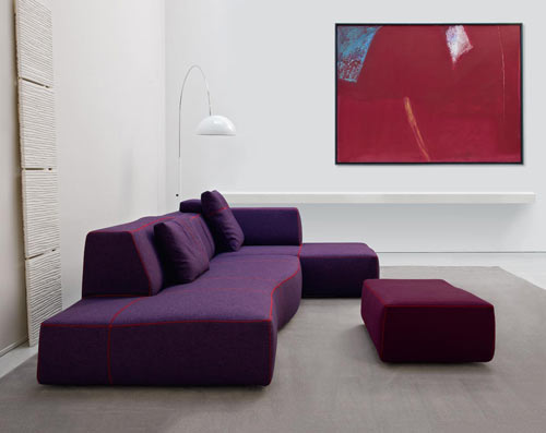 Bend Sofa by Patricia Urquiola in main home furnishings  Category