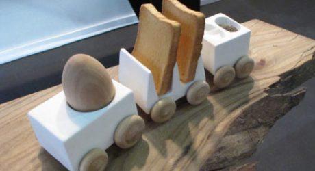 Breakfast Train by Reiko Kaneko