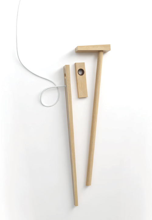 Clamp Lamp by Pablo Designs in main home furnishings  Category