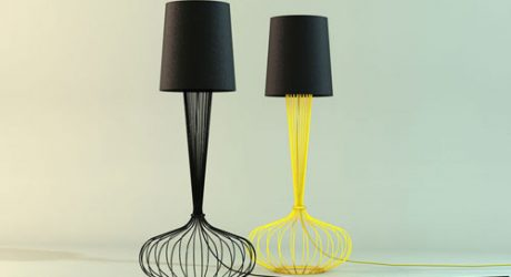 Darwin Lamp by Naifdesign