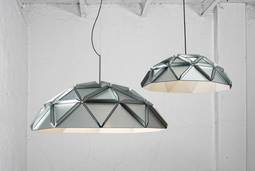 Dom Lamp by Domo