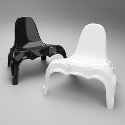 Époque Chair by Eftwelve