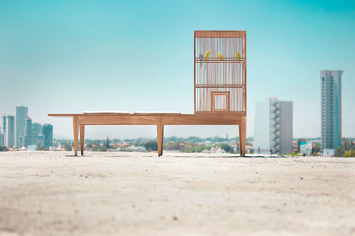 Family Bench by Valentín Garal in main home furnishings  Category