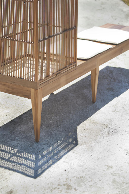 Family Bench by Valentín Garal in home furnishings  Category