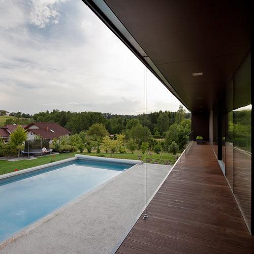 Haus H by Architekturwerkstatt Haderer