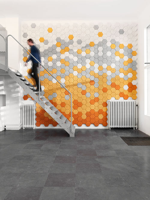 Hexagon from Form Us With Love in interior design home furnishings  Category